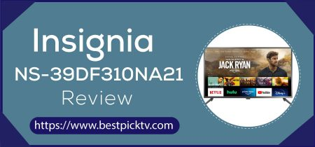 Insignia NS-39DF310NA21 Review