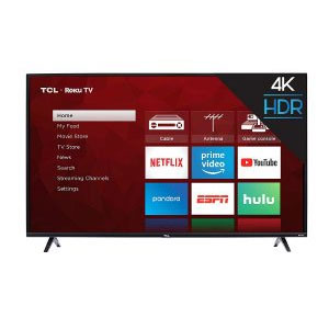 6. TCL 50S425 TV